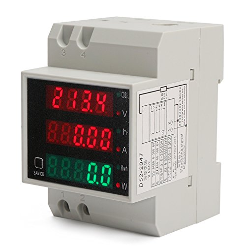 DROK-AC-80-300V-02-999A-Voltage-Current-Meter