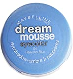 Maybelline Dream Mousse Eyecolor - 04 Heavenly Blue