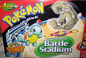 Pokemon Battle Stadium with Thinkchip