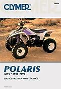 Polaris Atv Shop Manual 1985-1995 (Clymer All-Terrain Vehicles) Service Repair Maintenance: Penton Staff: 9780892876686: Amazon.com: Books
