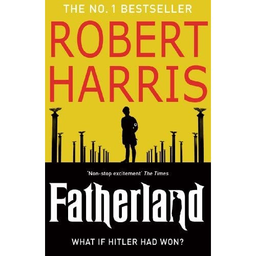 Robert Harris  - Fatherland cover