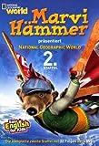 National Geographic - Marvi Hämmer präsentiert: National Geographic World - Staffel 2 [4 DVDs]