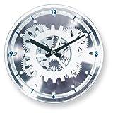 移動-歯車 時計