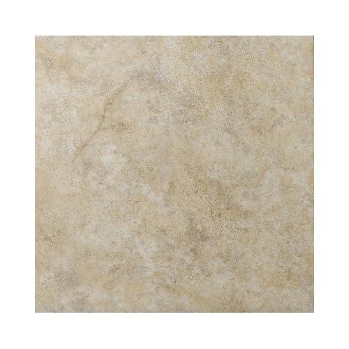 Toledo 13 x 13 glazed ceramic tile in beige for 13x13 ceramic floor tiles