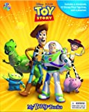 Toy Story - Storybook Playset w/ 12 Figurines & Playmat - My Busy Books