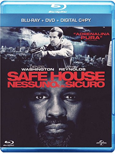 Safe house - Nessuno è al sicuro (+DVD+digital copy) [Blu-ray] [IT Import]