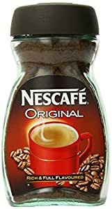 Nescafe Instant Original Coffee (England), 3.5-Ounce Bottle (Pack of 6)