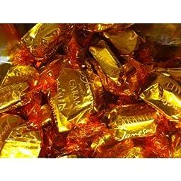 Chocolate Caramels - 227g (half pound))