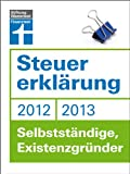 Steuererklrung 2012/2013 - Selbststndige, Existenzgrnder