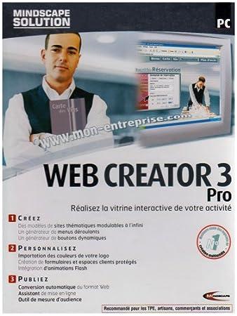 Web Creator 3 Pro