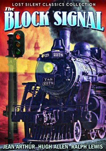 Block Signal [DVD] [1926] [Region 1] [US Import] [NTSC]