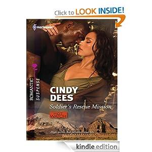 Soldier's Rescue Mission (Harlequin Romantic Suspense) Cindy Dees