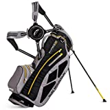 Sun Mountain Golf 2014 Superlight Three5 Stand Bag Black/Grey/Yellow