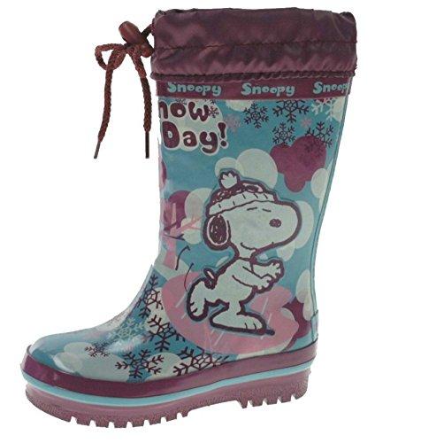 Beppi Kinder Stiefel Gummistiefel – SNOOPY – günstig kaufen