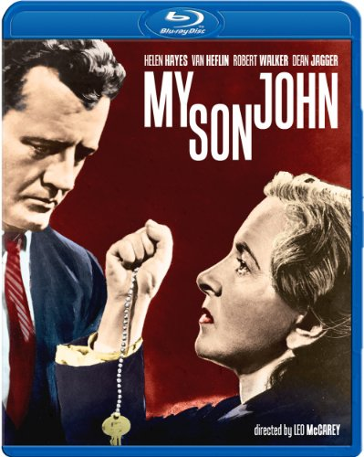 Cover art for  My Son John [Blu-ray]