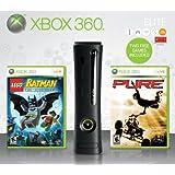 Xbox 360 Elite Winter 2009 Lego Batman / Pure Bundle ~ Microsoft