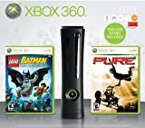 Xbox 360 Elite Winter 2009 Lego Batman / Pure Bundle