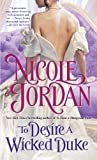 To Desire a Wicked Duke (The Courtship Wars)