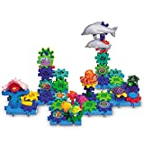 Learning Resources Under the Sea Gears Building Set