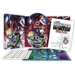 劇場版 HUNTER×HUNTER 緋色の幻影(本編1枚+特典ディスクBD1枚) [Blu-ray]