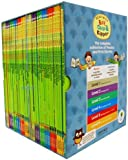 Read at Home Biff, Chip & Kipper Collection 48 Books Set Pack (24 x Phonics Books and 24 x First Stories Books)