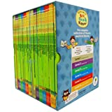 Read at Home Biff, Chip & Kipper Collection 48 Books Set Pack (24 x Phonics Books and 24 x First Stories Books)by Oxford