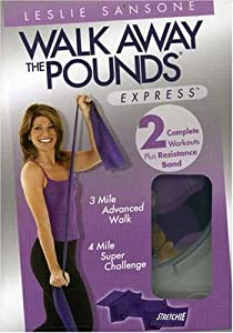 Leslie Sansone - Walk Away the Pounds - Express - Miles 3 & 4 with Stretchie