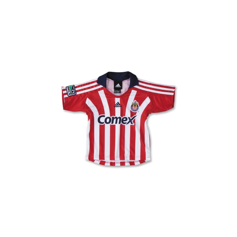 4d4dc658e Chivas USA 08 09 Home Baby Soccer Jersey Sports on PopScreen