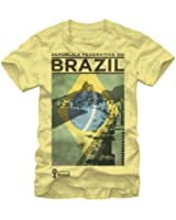FIFA 2014 World Cup Soccer - Brazil - T-Shirt