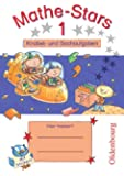 Mathe-Stars - Knobel- und Sachaufgaben: 1. Schuljahr - Übungsheft: Mit Lösungen