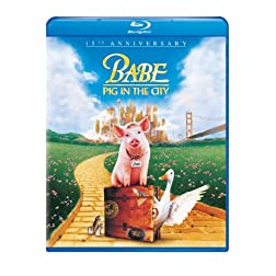 Babe: Pig in the City [Blu-ray]