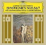 Beethoven: Symphonies Nos. 5 & 7 Claudio Abbado/Wiener Philharm