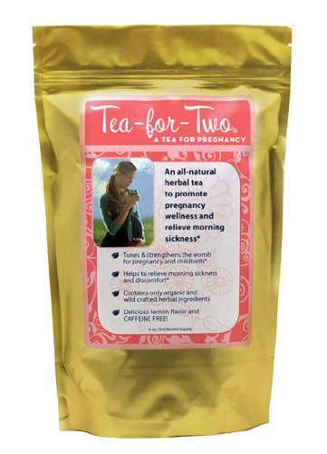 Fairhaven Health Tea for Two Pregnancy Tea One month supply