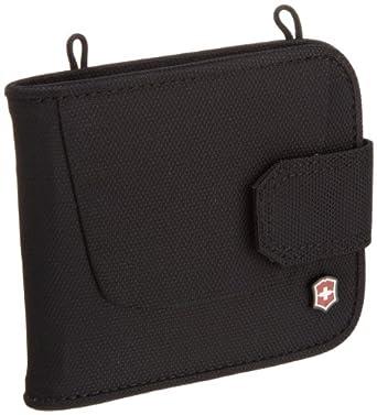 Victorinox  Bi-Fold Wallet,Black,One Size