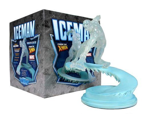 Picture of Bowen Iceman (X-Men) Statue by Bowen Designs! Figure (B00134FCJQ) (X-Men Action Figures)