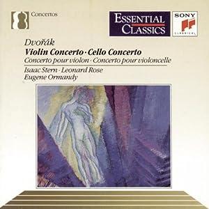Dvorak: Violin Concerto / Cello Concerto