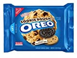 Oreo - Cookie Dough Flavor Creme Filling Sandwich Cookies 12.2oz Packet