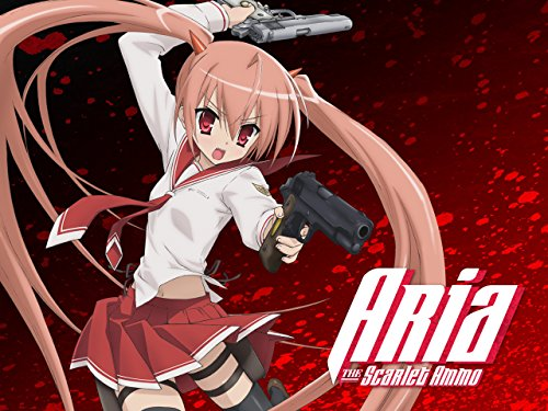 Aria: The Scarlet Ammo