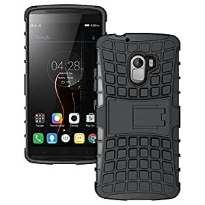 Novo Style Dual Layer Kick Stand Hard Back Case For Lenovo Vibe K4 Note A7010