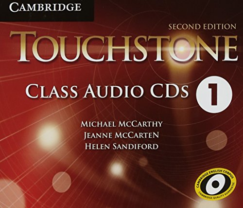 Touchstone Level 1 Class Audio CDs (4)