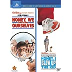 Honey, We Shrunk Ourselves and Honey, I Blew Up The Kid Double Feature DVD