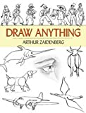 img - for Draw Anything (Dover Art Instruction) book / textbook / text book