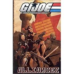 Gi Joe: Alliances (G. I. Joe (Graphic Novels))