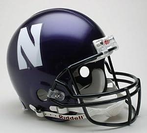 Riddell Northwestern Wildcats Pro Line Helmet by Caseys