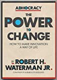 img - for Adhocracy: The Power to Change book / textbook / text book