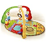 Fisher-Price Luv U Zoo Musical Mirror Baby Gym
