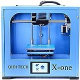 ★24時間以内発送★QIDI TECH シングル押出機 3Dプリンター 新モデル:X-1 無料の1 PLAフィラメントと, 公式の旗艦店【その日配達、日曜日は除く】