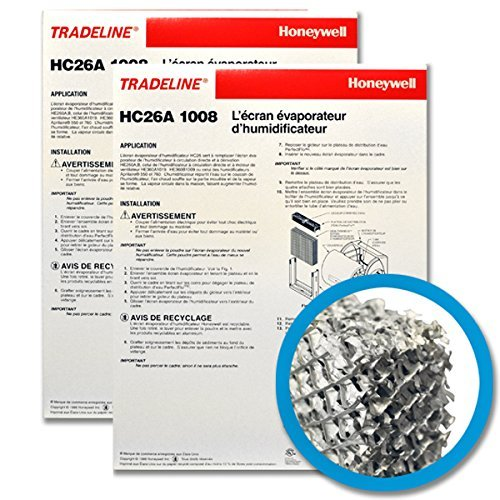 Honeywell HC26E 1004 Humidifier Pad (Honeywell Agion Pad compare prices)