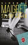Maigret et la jeune morte par Simenon