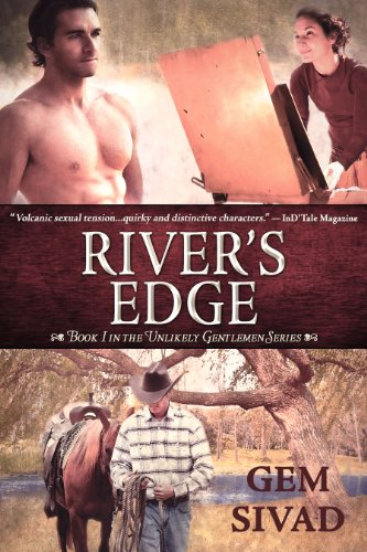 River's Edge (Unlikely Gentlemen, Book 1) by Gem Sivad